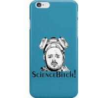Aaron Paul, Jesse Pinkman - Breaking Bad, Science Bitch! iPhone Case/Skin