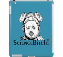 Aaron Paul, Jesse Pinkman - Breaking Bad, Science Bitch! iPad Case/Skin