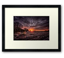:Middle Earth: Framed Print