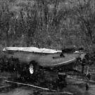 A Boat in Winter by Sharlene Rens