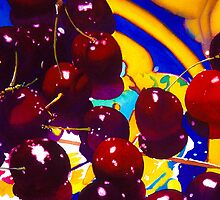 Cherries by Donna Jill Witty