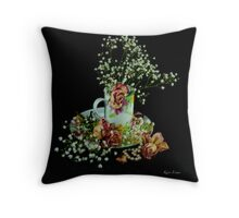 The day after the storm #D Throw Pillow