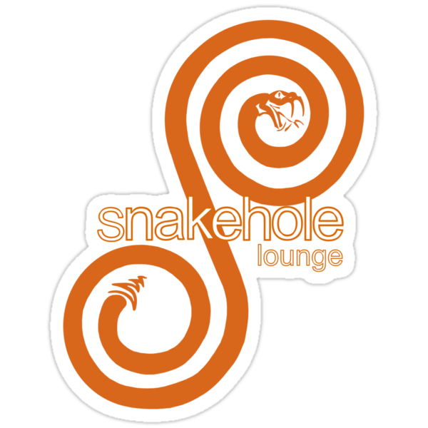 Snakehole Lounge by TeeHut