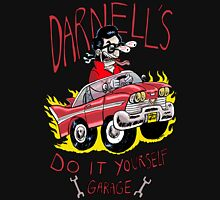 Darnell's do it yourself garage Unisex T-Shirt