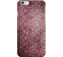 Purple Vintage Grunge Wallpaper iPhone iPad Case/Cover iPhone Case/Skin