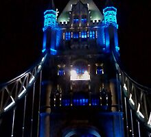 Tower Bridge I-phone by KMorral
