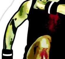 The Power Walking Dead (on Black) [ iPad / iPhone / iPod Case | Tshirt | Print ] Sticker
