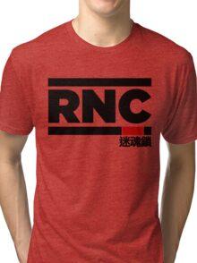 Rear Naked Choke (RNC) Tri-blend T-Shirt