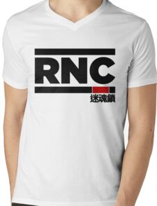 Rear Naked Choke (RNC) Mens V-Neck T-Shirt