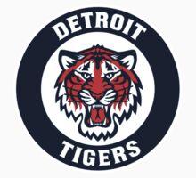 detroit tigers logo 2 One Piece - Long Sleeve