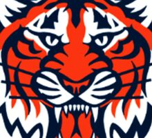 detroit tigers logo 2 Sticker