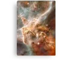 Pearl Galaxy Canvas Print