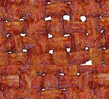 Fried Bacon by pjwuebker