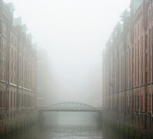 A calm day in Hamburg XIII by Janis Möller