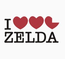 I Heart Zelda by semperone