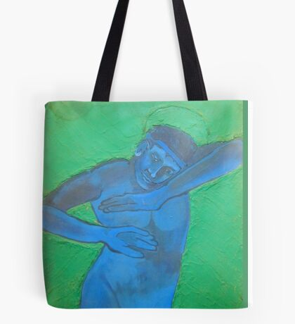 God - 1966 in Jamaica Tote Bag