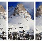 Triple peaks III by zumi