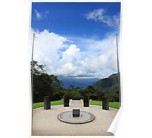Kokoda Track Monuments Poster