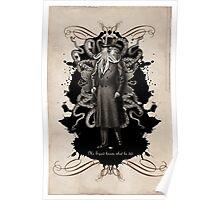 Mr Squid Poster
