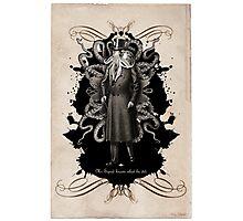 Mr Squid Photographic Print