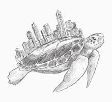 Urban Turtle Kids Tee