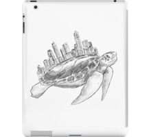 Urban Turtle iPad Case/Skin