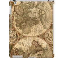 Ancient Map iPad Case/Skin