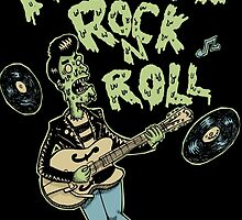 Primitive rock'n roll by donramos
