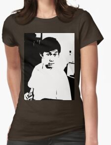 Senor Chango Womens Fitted T-Shirt