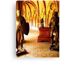 Templar Lair Canvas Print