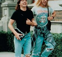 Wayne's World by mellycattt