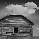 Little Black Window  by JerryCordeiro