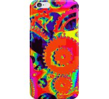 Rainbow Gears iPhone Case/Skin