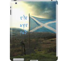 aye pad case! iPad Case/Skin