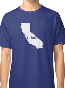 i am california Classic T-Shirt