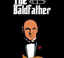 the bald father by Case Harts