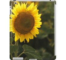 GIANT SUNFLOWER iPad Case/Skin