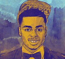 D'Angelo Russell - Lakers 2nd Pick by jaffrywardjr