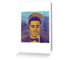 D'Angelo Russell - Lakers 2nd Pick Greeting Card