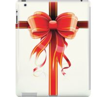 TIED WITH A BOW iPad Case/Skin