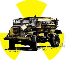 Radioactive APC by olivercook