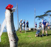 Brigade Hill memorial service by BenClarkImagery