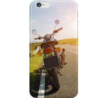 Royal Enfield Vintage motorcycle / Motorbike iphone case cover iPhone Case/Skin