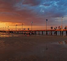 Summer time in Frankston by Nick Skinner