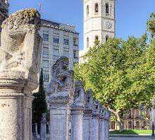Valladolid Sculptures by Tom Gomez
