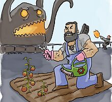 An effing botanist by thesnuttch