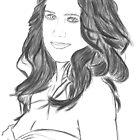 Kristen Wiig by KelceyHeadey