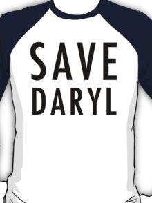 Save Daryl (black) T-Shirt