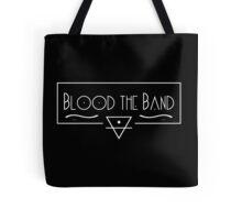 White BtB Logo Tote Bag