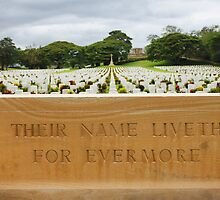 Their Name Liveth For Evermore by BenClarkImagery